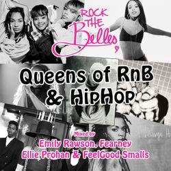 Rock The Belles Queens of RnB & Hiphop
