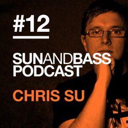 Sun And Bass Podcast #12 - Chris.SU