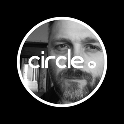 circle. 201 - PT2 - Guest Mix David R Maddocks