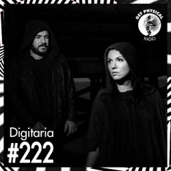 Get Physical Radio #222 mixed by Digitaria