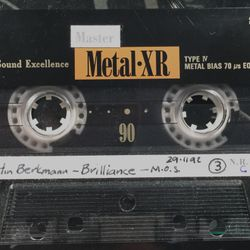 Justin Berkmann's 'Brilliance' mix (Minstry of Sound, 1992)