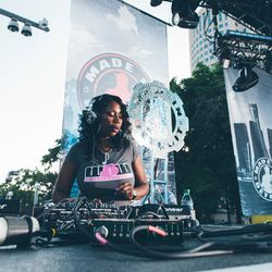 DJ Minx - Movement Detroit 2014