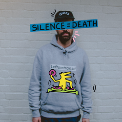 SILENCE = DEATH (A MIX INSPIRED BY KEITH HARING'S WORK) FOR RED BULL ELEKTROPEDIA