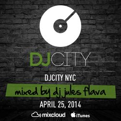 DJ Jules Flava - Friday Fix - April 25, 2014