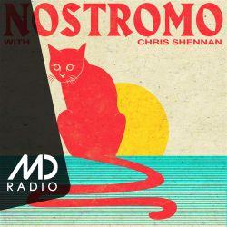 "Nostromo with Chris Shennan [80's 12"" Special] (September '18)"