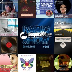 DEEPINSIDE RADIO SHOW 063 (Lem Springsteen Artist of the week)