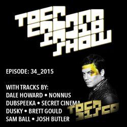 TOCACABANA RADIO SHOW 34_2015