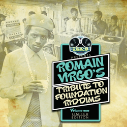 Tek 9 Movements Romain Virgo - Tribute to Foundation Mixtape