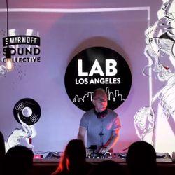 Oliver Huntemann (Ideal Audio, Confused Rec.) @ Smirnoff Sound Collective - Los Angeles (16.09.2016)