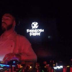 Forbidden Forest Warm Up - 01 - Turno (Charge Recordings) @ Work Bar Nightclub - Ldn (06.07.2017)