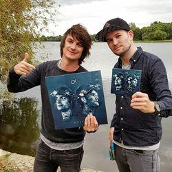 Camo & Krooked (Mosaik Musik, RAM Records - BMG) @ DJ Friction Radio Show, BBC Radio 1 (20.06.2017)
