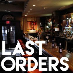 LAST ORDERS (THE RICHMOND ARMS CLOSING PARTY) - AUGUST 24 - 2016