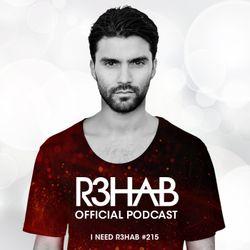 R3HAB - I NEED R3HAB 215