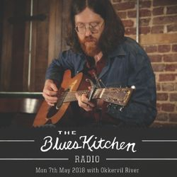 THE BLUES KITCHEN RADIO: 7th May 2018 with OKKERVIL RIVER