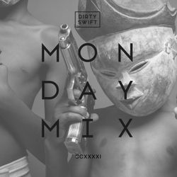 #MondayMix 241 by @dirtyswift - « Just Blaze Prods vs Kanye West Prods  » - 07.May.2018 (Live Mix)