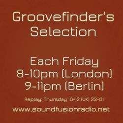 Groovefinder's Selection with MaxK #24 - 20th November 2015