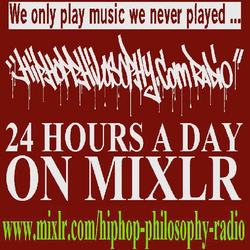 HipHopPhilosophy.com Radio - LIVE - 04-24-17