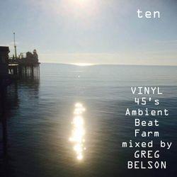 Vinyl 45's - Ambient Beat Farm - Ten