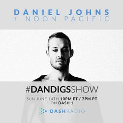 Show 034 - Special Guest: Daniel Johns & Noon Pacific - New Quantic, LA Priest, Ras G - 6.14.15