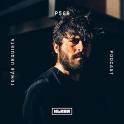 XLR8R Podcast 569: Tomás Urquieta