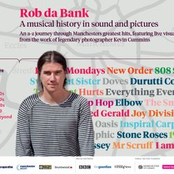 Rob da Bank's A-Z 2010's Manchester International Festival