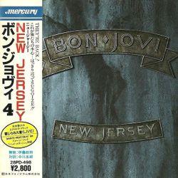 Bon Jovi – New Jersey  1988  Japan