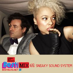 Bestimix 65: Sneaky Sound System