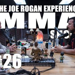 JRE MMA Show #26 with Big John McCarthy