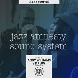 JAZZ AMNESTY SOUND SYSTEM - #04 (Bumpers)