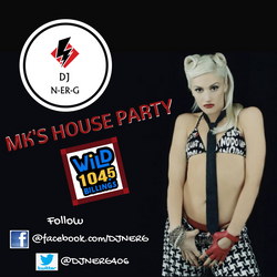WiLD 104 MK's House Party 7/22