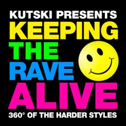 Keeping The Rave Alive Episode 83 : 'Halloween Horror Special' featuring DJ Obsession