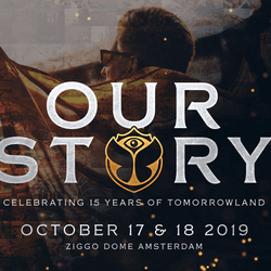 Tomorrowland Presents OUR STORY LIVE, Amsterdam Dance Event, Ziggo Dome, Netherlands 2019