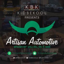 KBK | Official Artisan Automotive Mixtape.