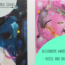 #5 The tale of two young women shaking up the contemporary art scene with Alexandra Warder