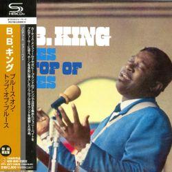 B.B. King – Blues On Top Of Blues  2013  Japan (Originally US released in 1968)