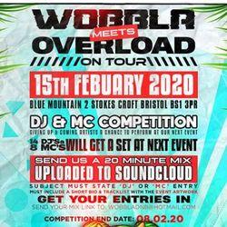Wobbla Meets Overload On Tour (DJ Comp Entry)
