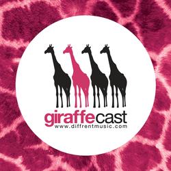 "Diffrent Music ""GiraffeCast 014"" [Arkaik, Dexta, Dominic Ridgway, Kolectiv & Mauoq]"