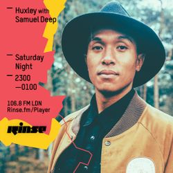 Rinse FM Show w/ Samuel Deep 21st May 2016
