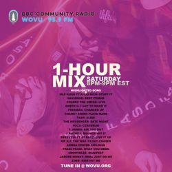 M. Stacks- WOVU 95.9fm mixshow (1.18.20)