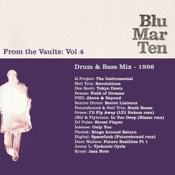 From the Vaults Vol 4 – Drum & Bass Mix: 1996