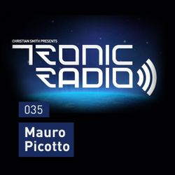 Tronic Podcast 035 with Mauro Picotto