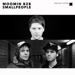 XLR8R Podcast Extra: Moomin B2B Smallpeople