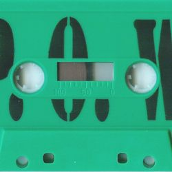 r.a.w. - P.O.W. (green tape) side.b 1995
