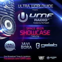 UMF Radio 263 - Space Ibiza Showcase