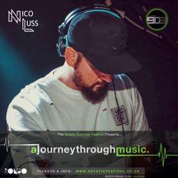Nico Luss - Layer 909 - Xstatic Summer Festival Promo