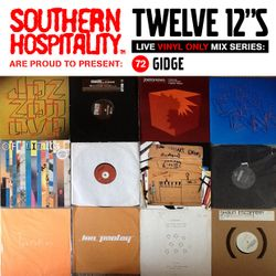Twelve 12's Live Vinyl Mix: 72 - Gidge - Jazzanova special!