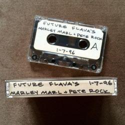 Future Flavas w/Marley Marl & Pete Rock Hot 97 WQHT January 7, 1996