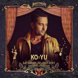 KO:YU (Deniz Koyu) LIVE @ Tomorrowland 2017 Day 2