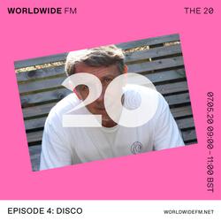 Gilles Peterson: The 20 - Disco // 07-05-20