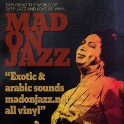 MADONJAZZ Exotic & Arabic Sounds